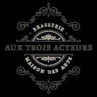 Logo Aux3Acteurs - Transparent
